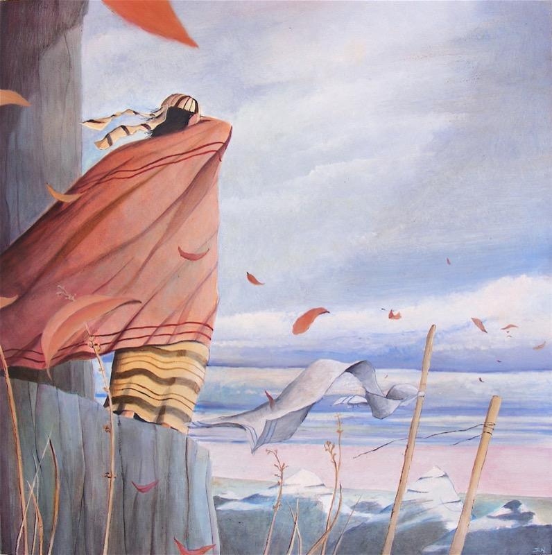Elia sul monte Oreb
