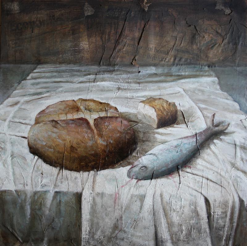 Pane con pesce